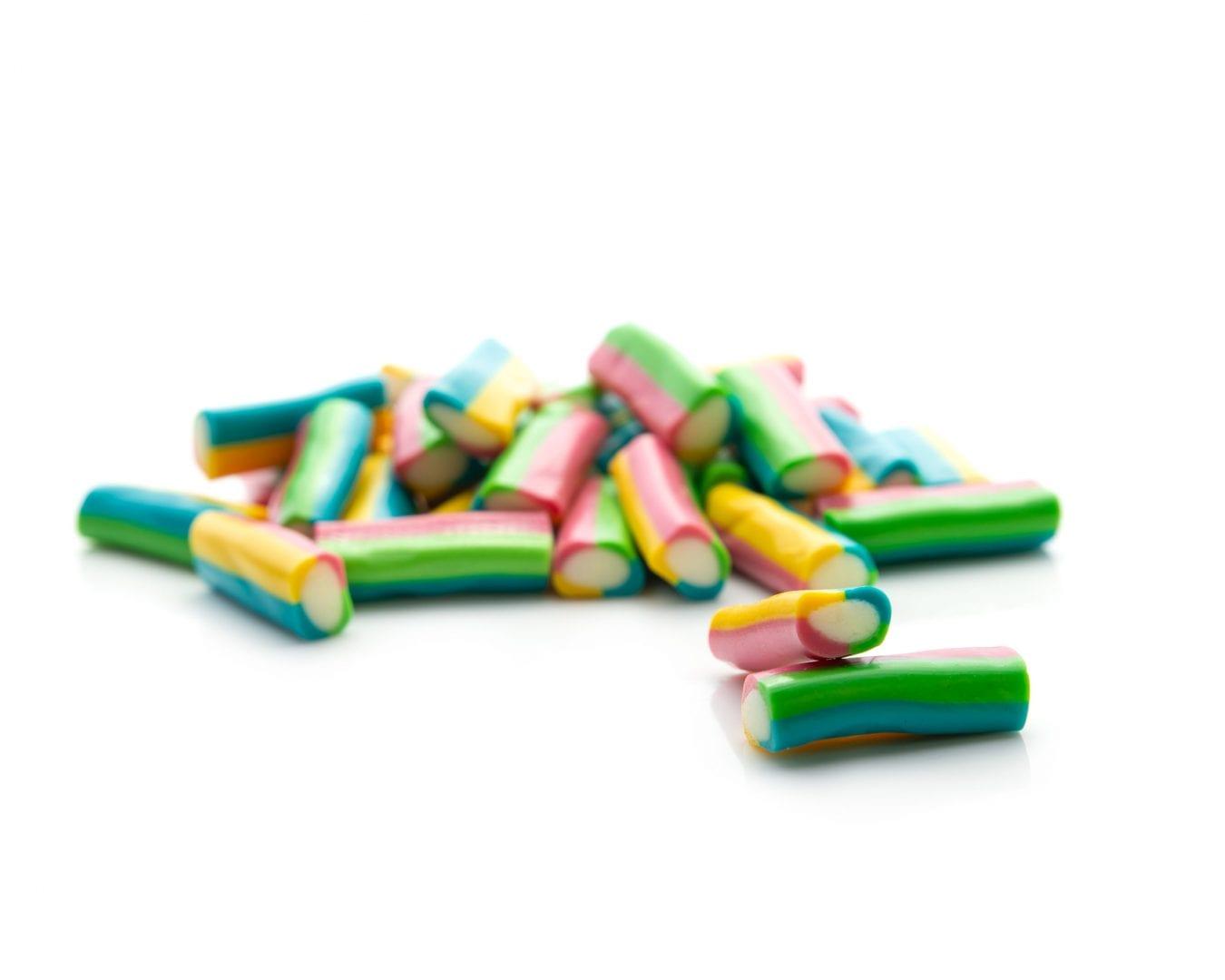 Eat Liquorice - Rainbow Bites